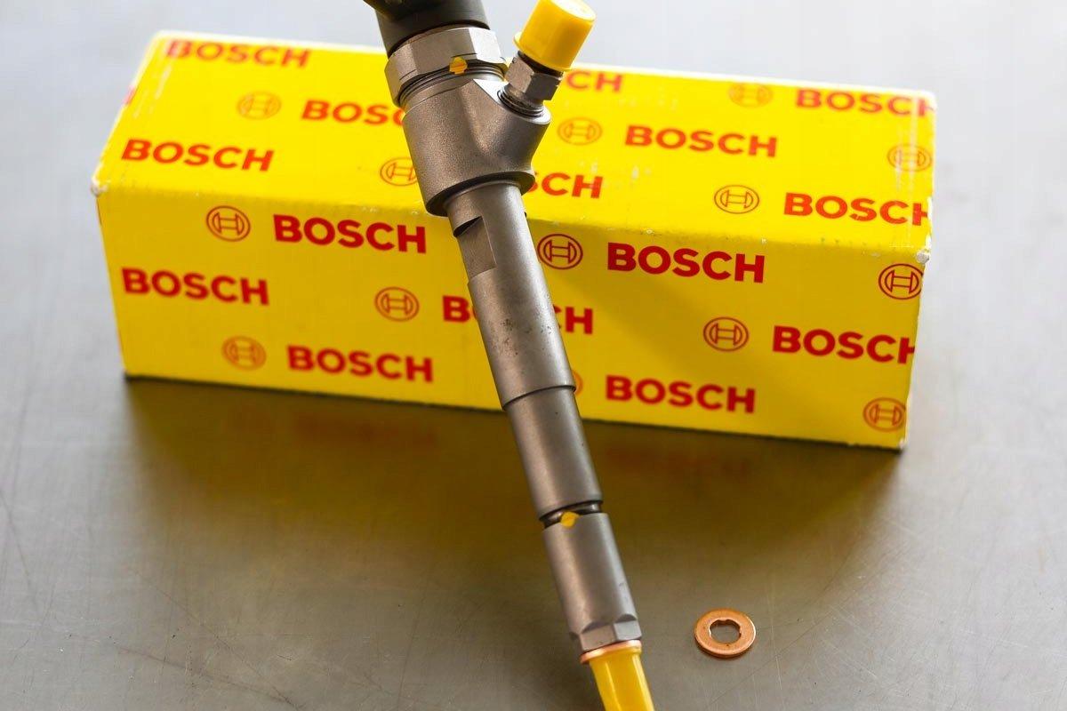 Wtryskiwacz Bosch zregenerowany przygotowany do nadania do kupującego na gwarancji na okres 2 lat - niska cena