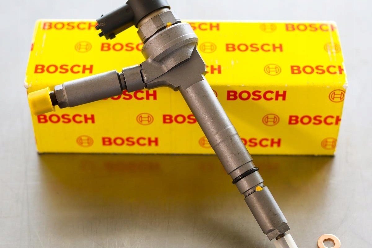 Wtryskiwacz Bosch zregenerowany gotowy do wysłania do Klienta na gwarancji na okres 2 lat w dobrej cenie