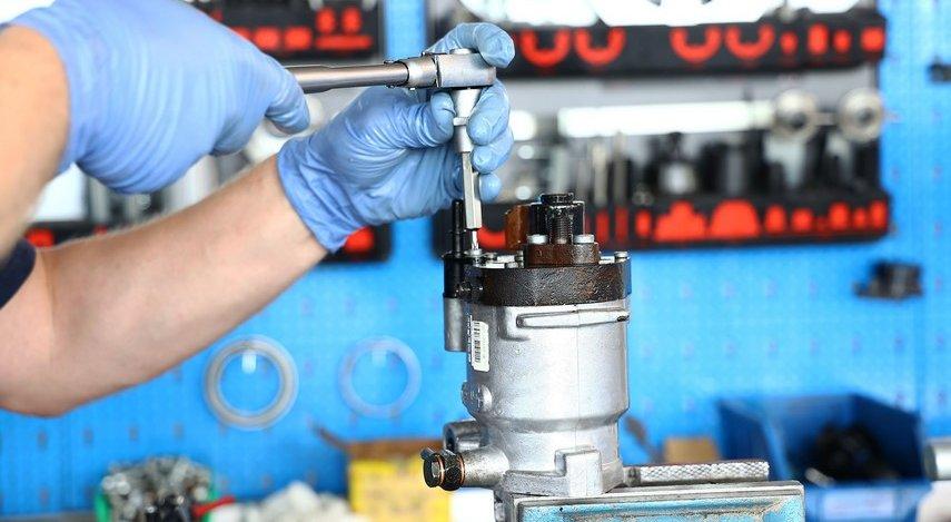 Jak sprawdzić elektrozawór pompy wtryskowej?