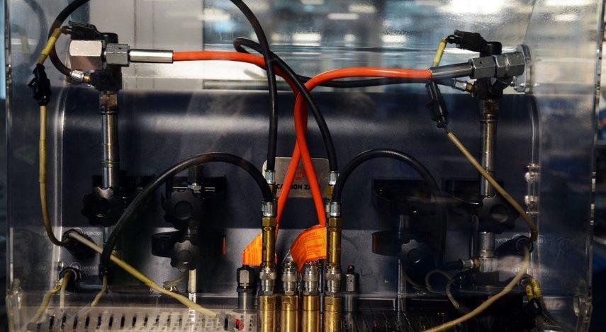 Regulacja ciśnienia otwarcia wtryskiwacza
