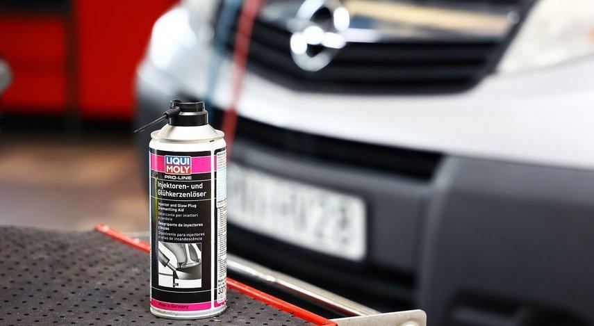 Środki do czyszczenia układu paliwowego Diesel