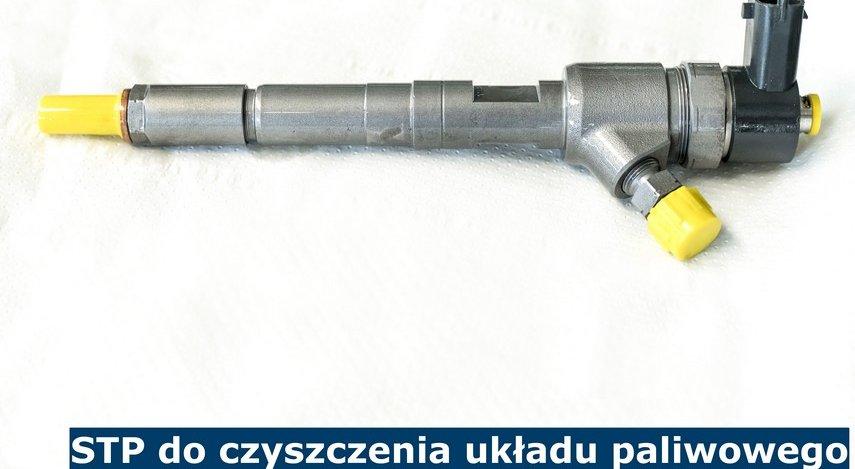 STP do czyszczenia układu paliwowego Diesel