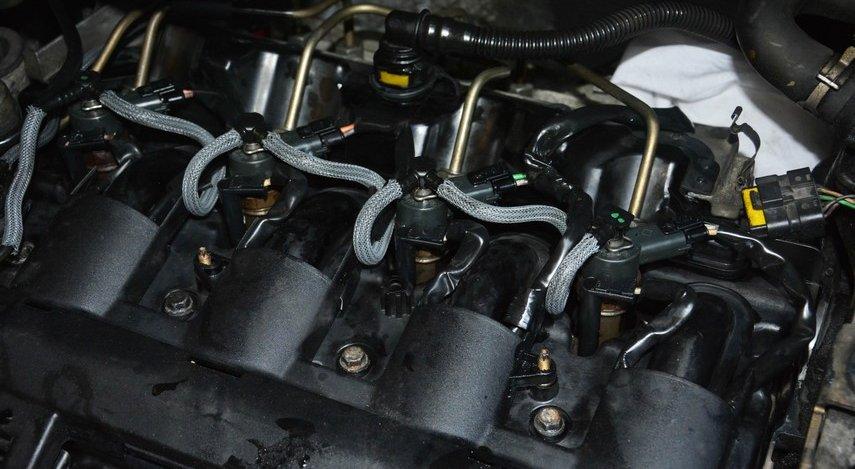 Stukające wtryski Diesel