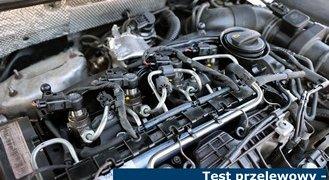 Test przelewowy - na zimnym czy ciepłym silniku?