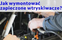 Jak wymontować zapieczone wtryskiwacze w Renault Master 2.3 dci?