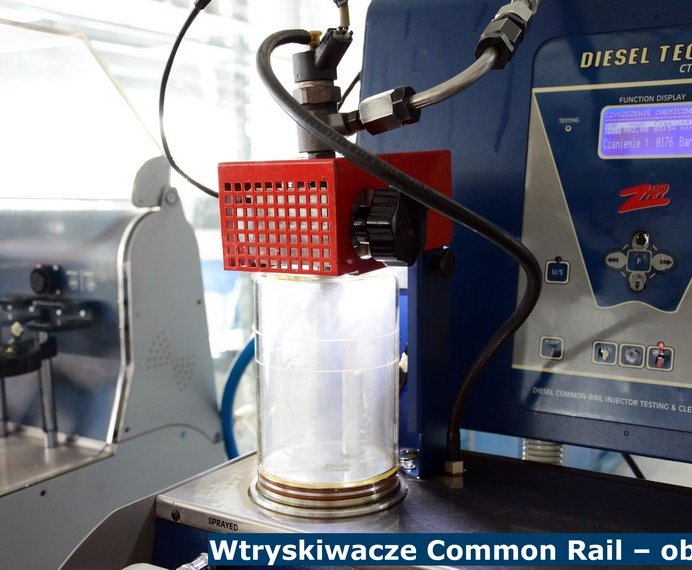 Wtryskiwacze Common Rail – objawy
